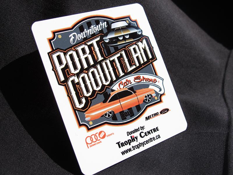 Custom Car Show Dash Plaques Trophy Centre - Car show plaques