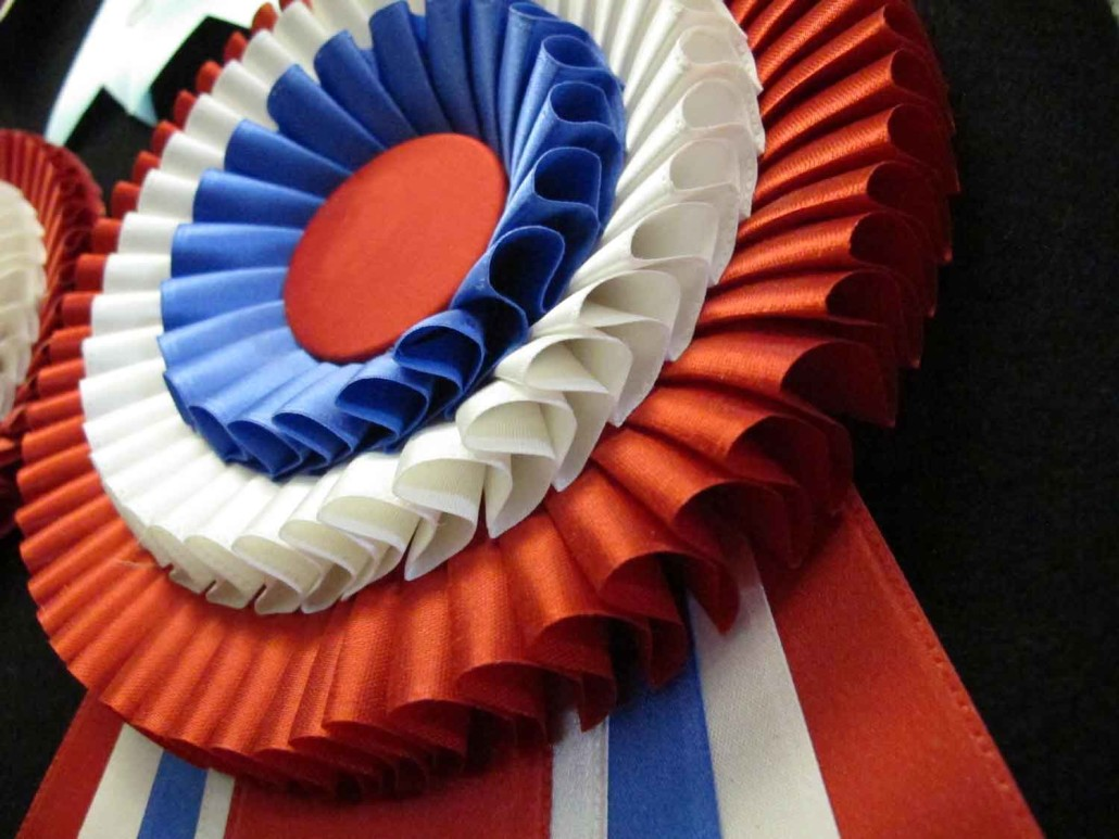 Custom Ribbons and Rosettes | Trophy Centre